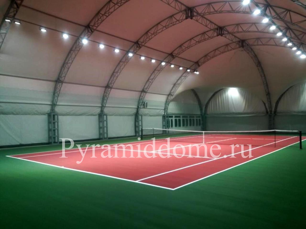 Теннисные корты